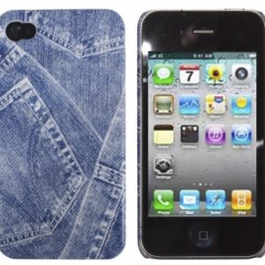 iPhone 4S Denim Jeans Case