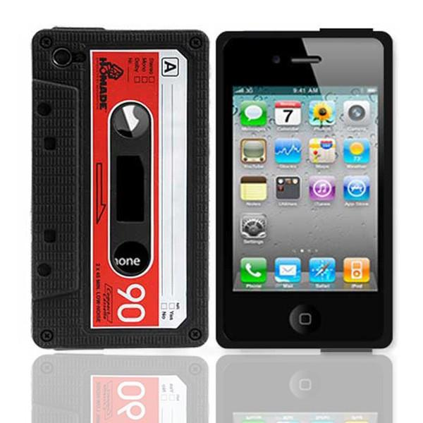 iPhone 4S Retro Cassette Case