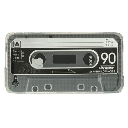 iPhone 4S Retro Cassette tpu case