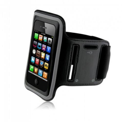 iPhone 4S Sports Running case - Black