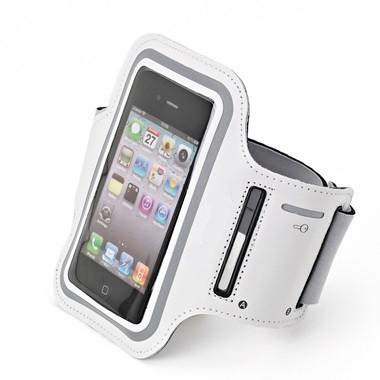 iPhone 5 Sports Running case - White