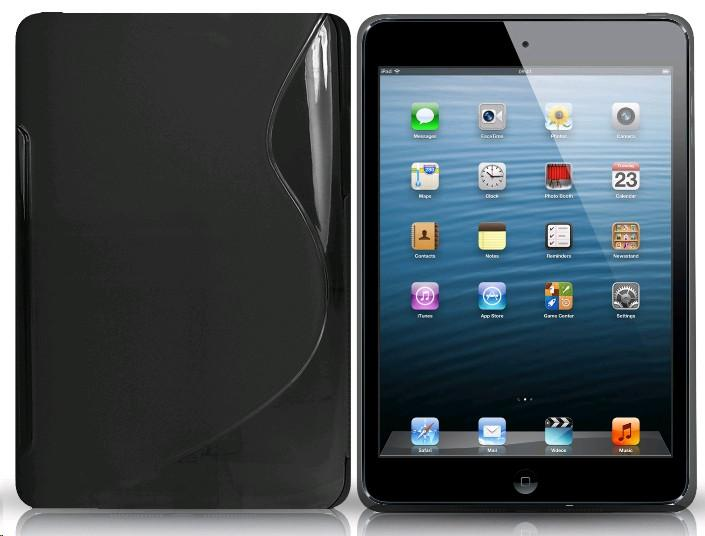 iPad s-line case - black
