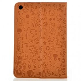 iPad 2 & 3 Cute Case - Brown