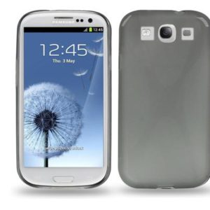 Samsung Galaxy S3 X-Line Case - Grey