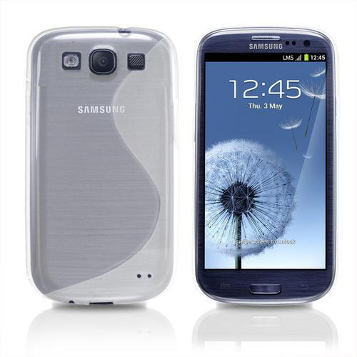 Samsung Galaxy S3 S-Line Case - Clear