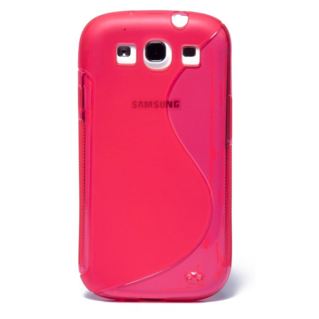 Samsung Galaxy S3 S-Line Case - Pink