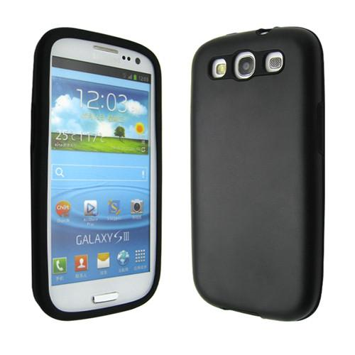 Samsung Galaxy S3 aluminium case - Black