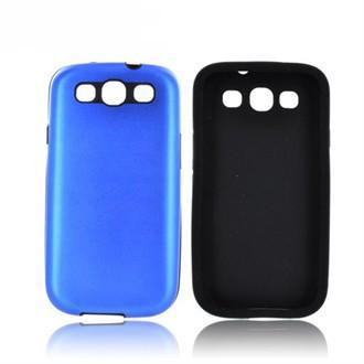 Samsung Galaxy S3 Aluminium case - Blue