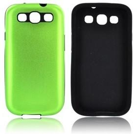Samsung Galaxy S3 Aluminium case - Green