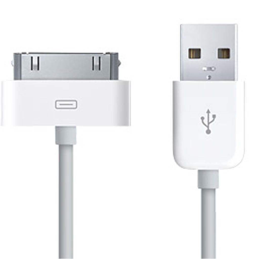 USB Sync & Charge Cable - White
