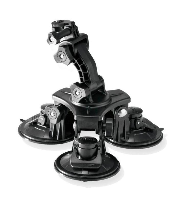 Veho 3 Cup professional suction mount