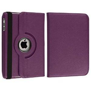 iPad 360 Rotating Case - Purple