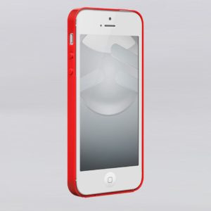 SwitchEasy iPhone 5/5s Colours case - Red