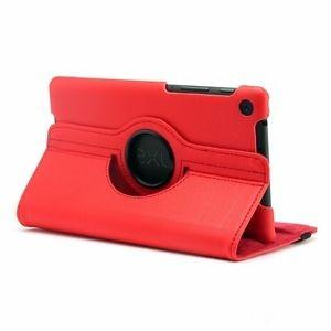 Nexus 7 (2013) - 360 rotating case - red