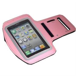iPhone 4 Sports Running case - Pink