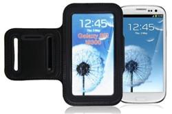 Samsung S3/S4 Sports Running case - Black