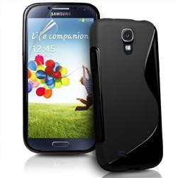 Samsung S4 S-Line Case - Black