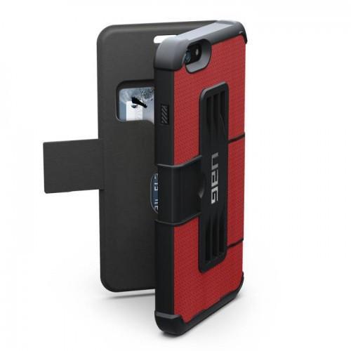 Urban Armor Gear iPhone 6 Plus Folio Case - Red