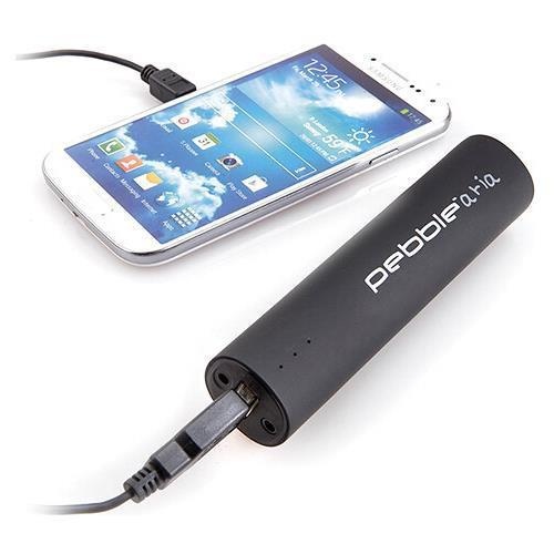 Veho Pebble Aria portable phone charger with built in speaker