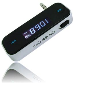 Phone to radio car fm transmitter