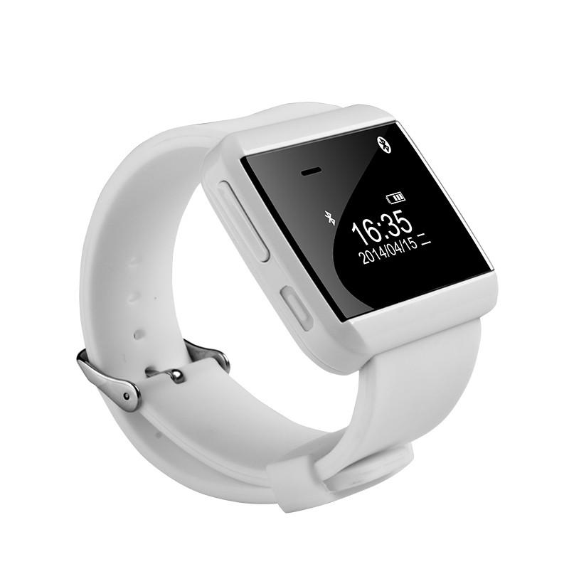U Watch 2S Bluetooth Smartwatch - White