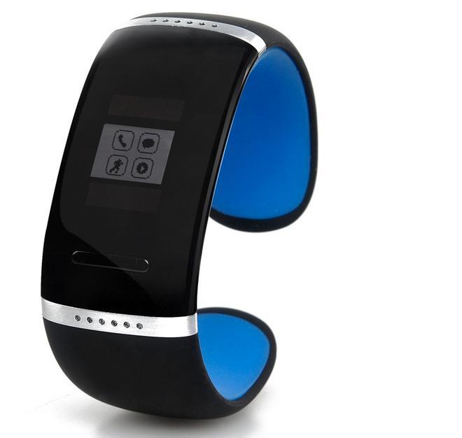 My Smart Bluetooth Smart Bracelet - Black
