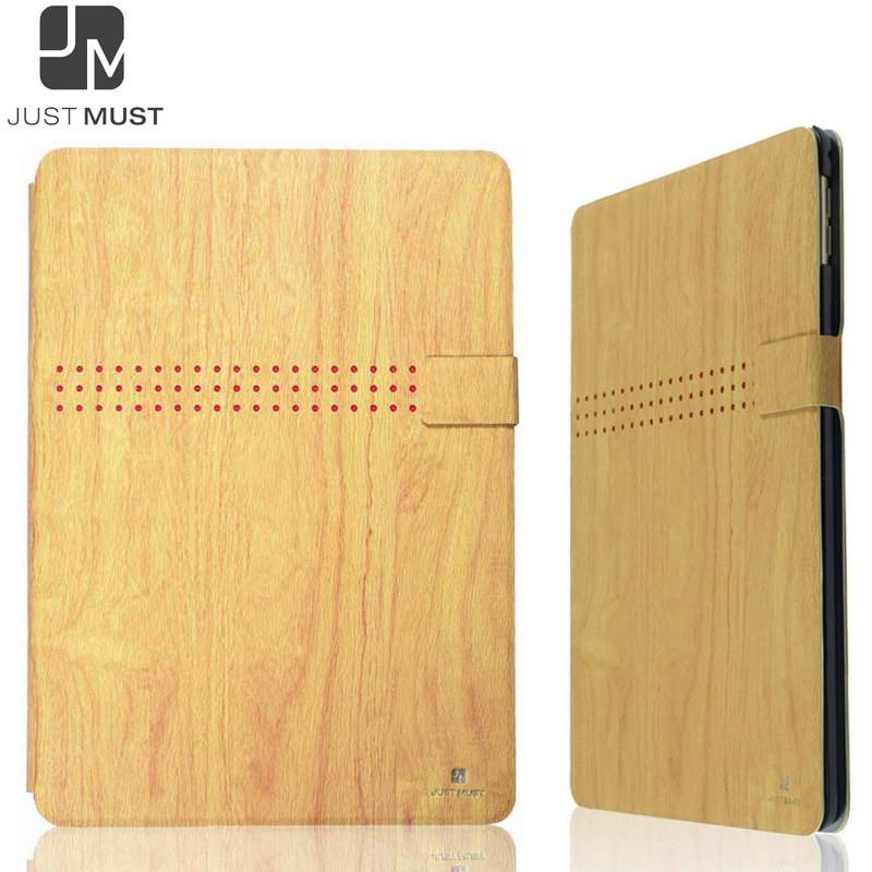 Just Must wooden ipad air 2 Cases