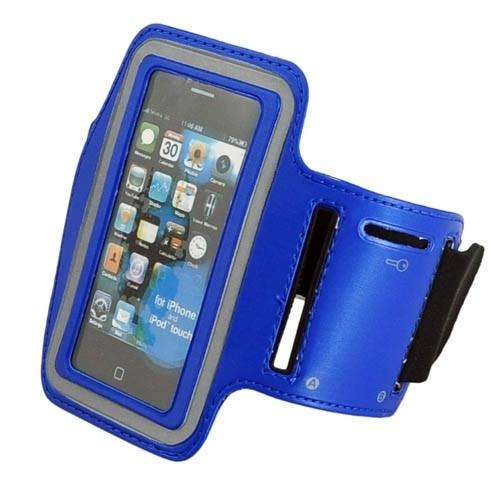 iPhone 4 Sports Running case - Blue