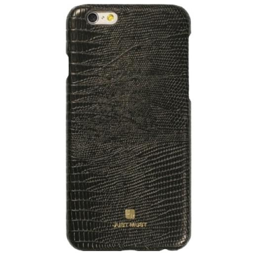 Just Must croco for iPhone 6/6s - brown