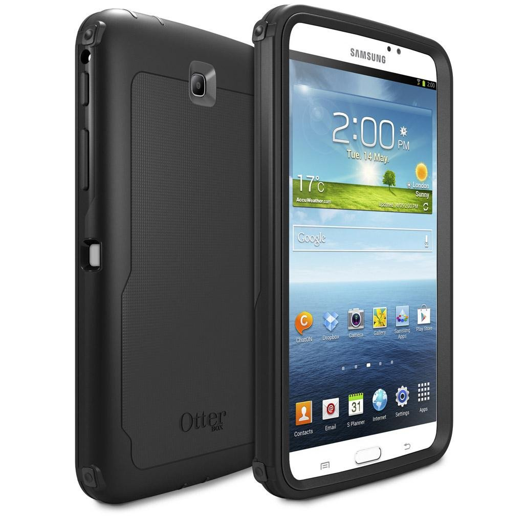 OtterBox Defender Series Case for Samsung Galaxy Tab 3 7.0 - Black
