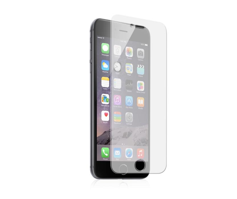 Just Must gorila tempered glass for iPhone 6/6s plus - clear
