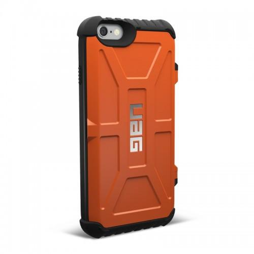 Urban Armour Gear iPhone 6/6S Trooper Case - Orange