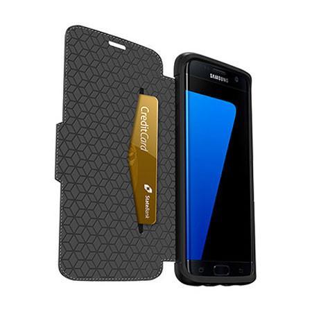 Otterbox Leather Samsung S7 Edge Strada Cases