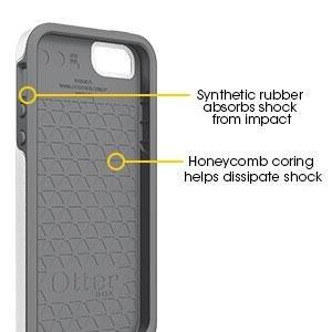 otterbox symmetry for apple iphone 5/5s - glacier