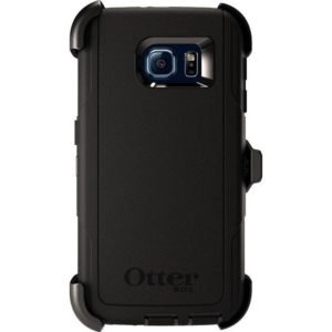 OtterBox Defender Samsung Galaxy S6 Case - Black